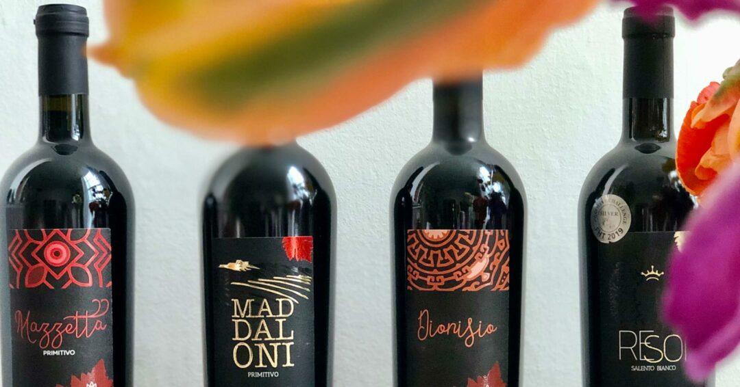 agrinsalento wijn