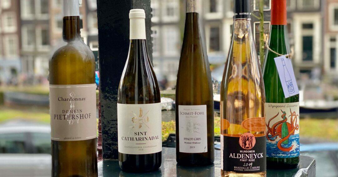 Nederlandse wijn