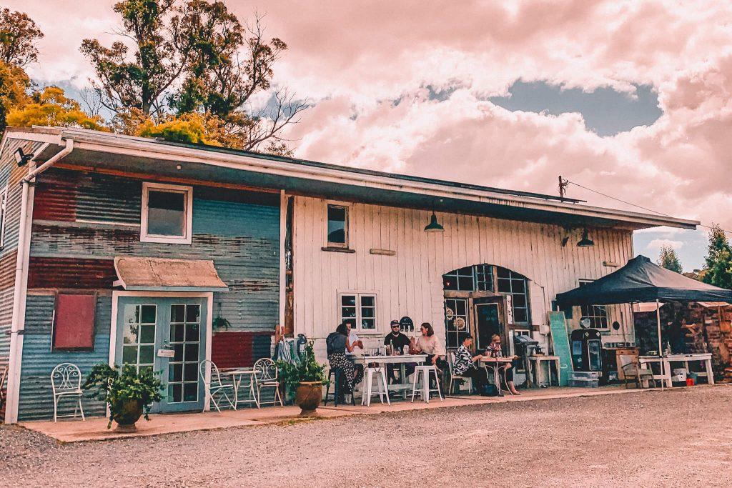 wine estate Tasmania